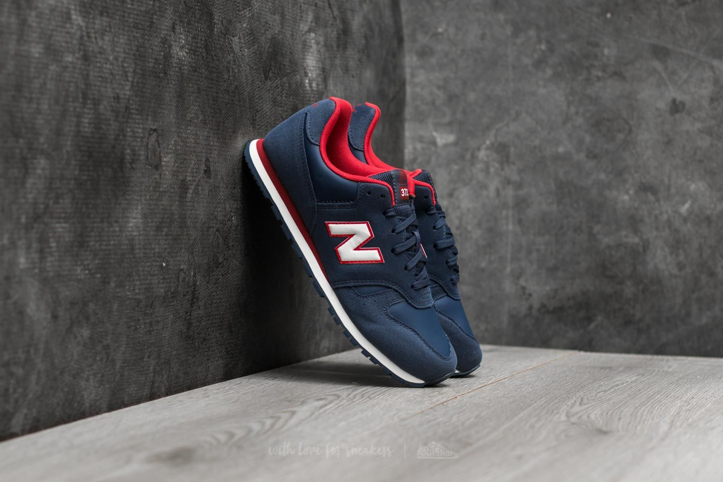 new balance 373 navy red Off 76%
