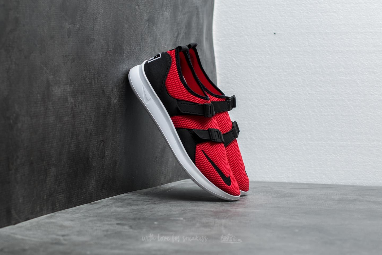 5468e9313e3b Nike Air Sockracer SE University Red  Black-White