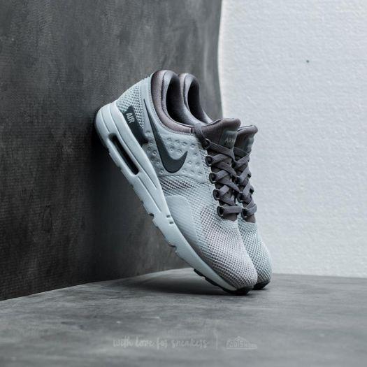 Nike Air Max Zero Essential Wolf Grey Dark Grey | Footshop