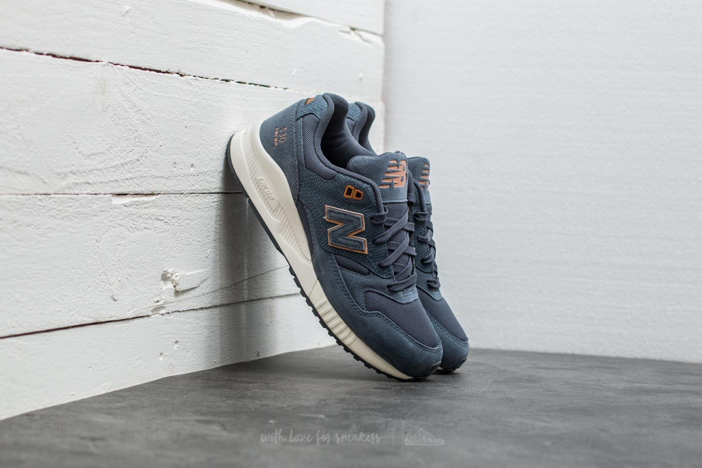 75c1c0a569ea New Balance 530 Navy/ Bronze | Footshop