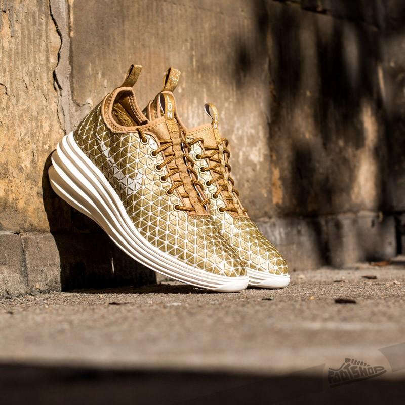 finest selection f4c8c 84ec0 Nike W Lunarelite Sky Hi FW QS London Metallic Gold Sail