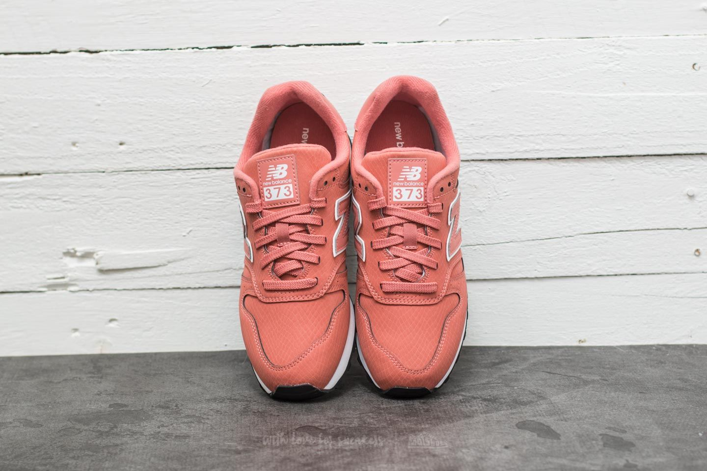 reputable site 89a82 909a2 New Balance 373 Red | Footshop