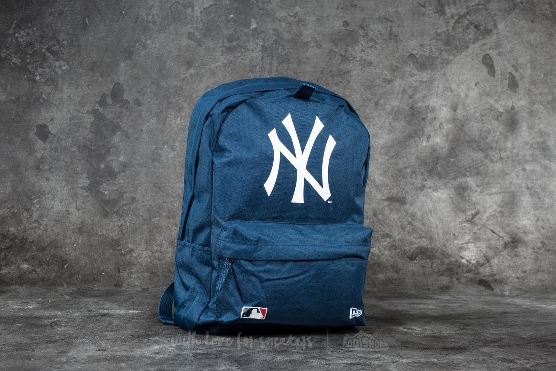 New Era MLB Stafium Pack New York Yankees Backpack Navy ... b05ce7a19