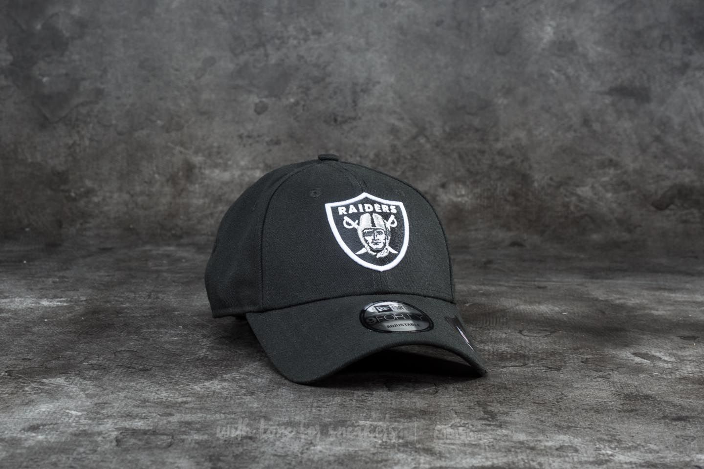 New Era 9Forty The League Oakland Raiders Cap Black  bc652094181