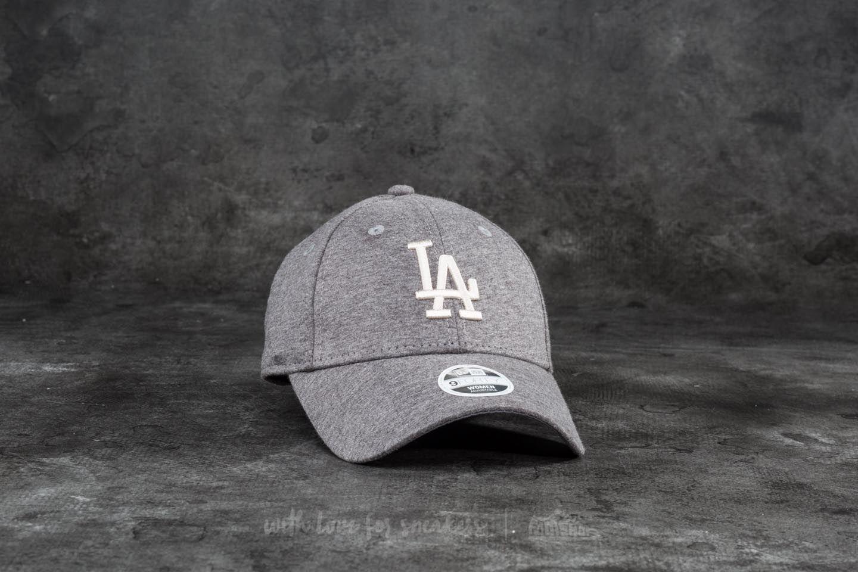 c48e4bda8b5 New Era 9Forty Women Jersey Essential Los Angeles Dodgers Cap Grey Heather   Khaki