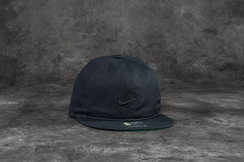954f616ac7b ... germany nike sb vintage cap black pine green black black 18918 476a5