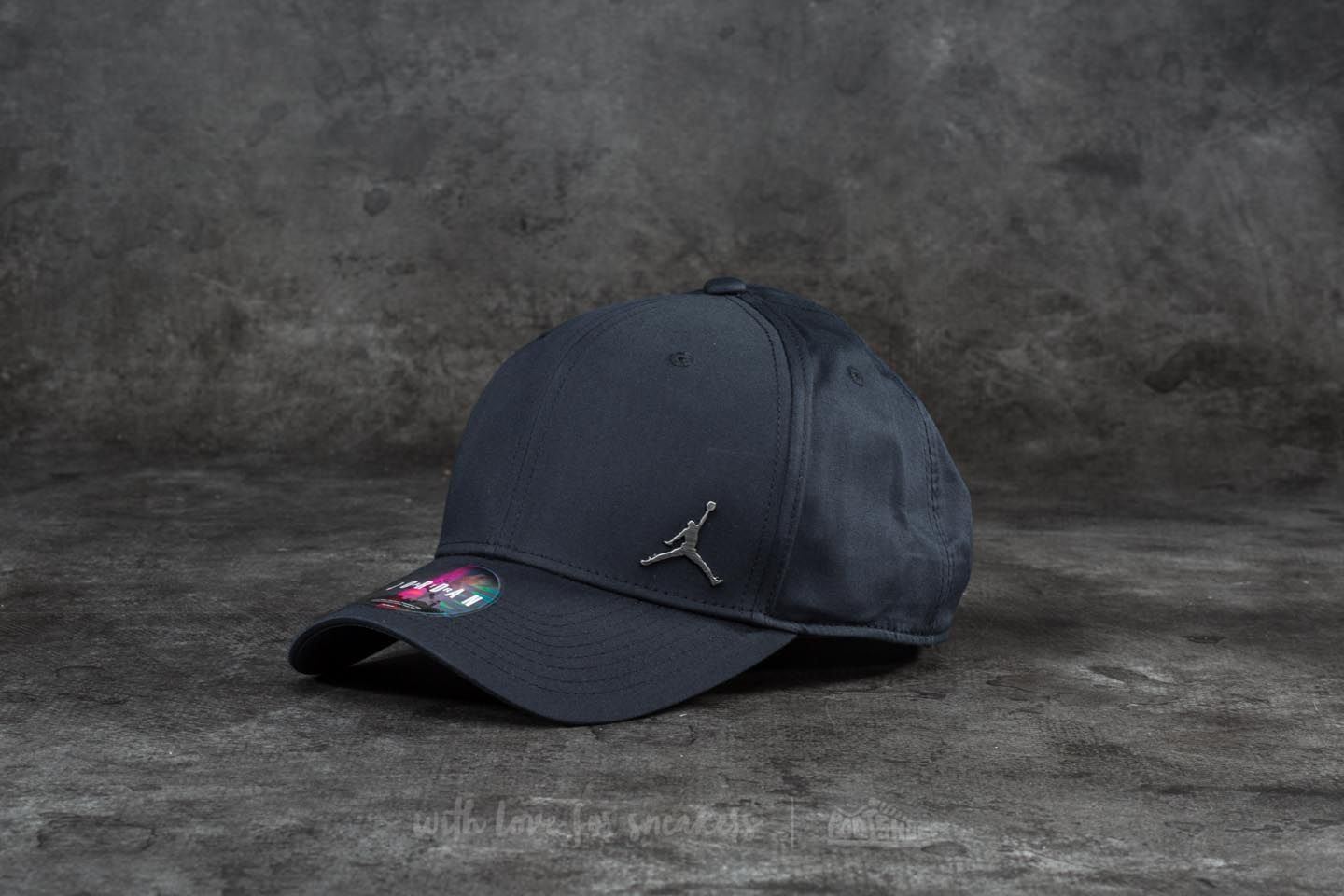 73113a9e224 Jordan CLC99 Metal Jumpman Cap Black at a great price 29 € buy at Footshop