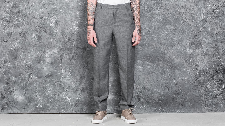 WOOD WOOD Surrey Trousers Grey Melange za skvělou cenu 1 830 Kč koupíte na Footshop.cz