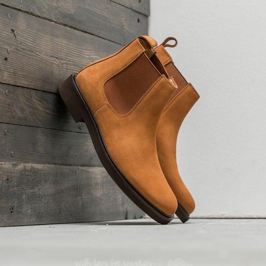 A.P.C. Boots Simeon Cad Noisette EUR 44