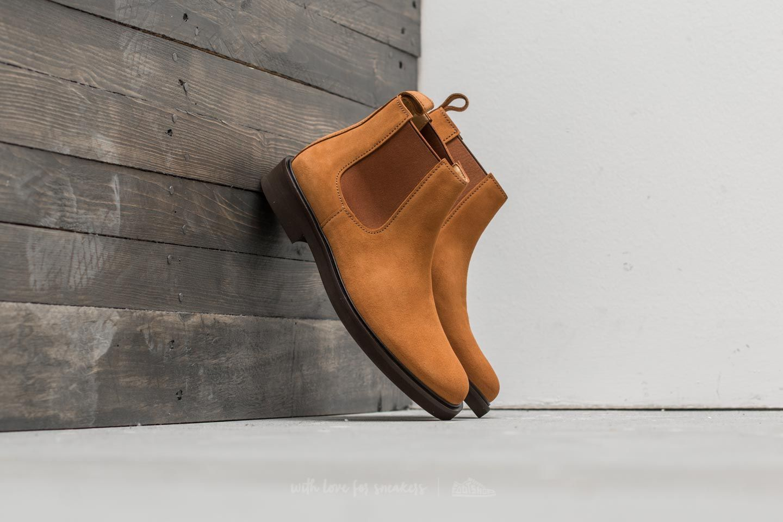 A.P.C. Boots Simeon Cad Noisette za skvělou cenu 4 310 Kč koupíte na Footshop.cz
