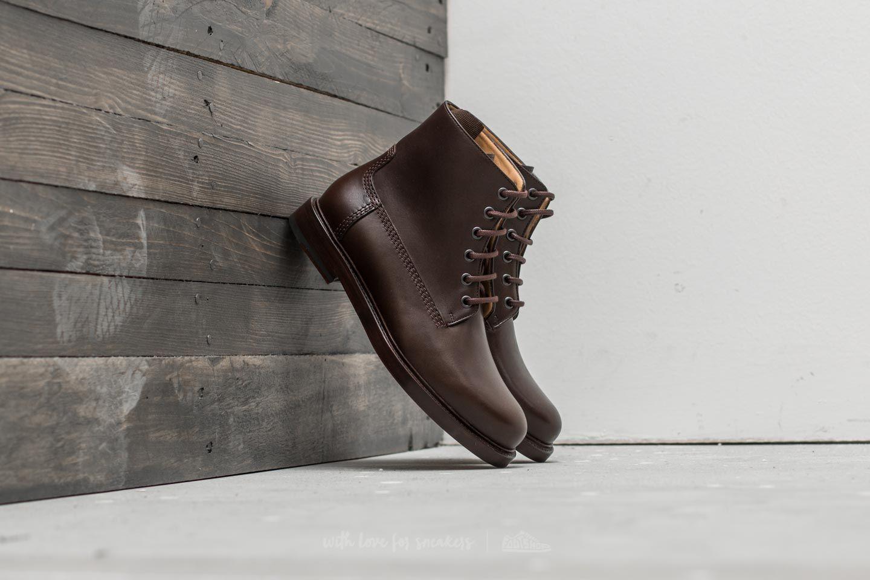 A.P.C. Boots Vladimir Cae Marron Fonce za skvělou cenu 4 890 Kč koupíte na Footshop.cz