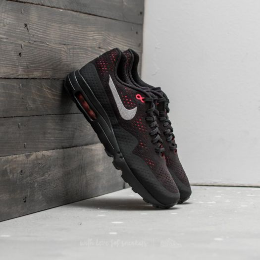 Details zu Nike Air Max 1 Ultra 2.0 Moire Black Wolf Grey Uk Size 8 918189 004