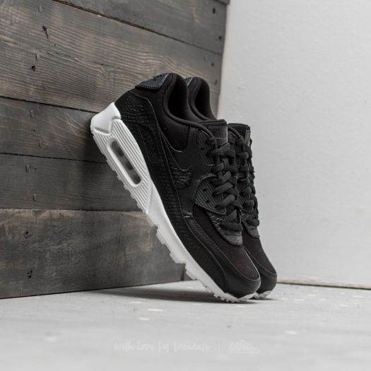 shoes Nike Air Max 90 Premium Black