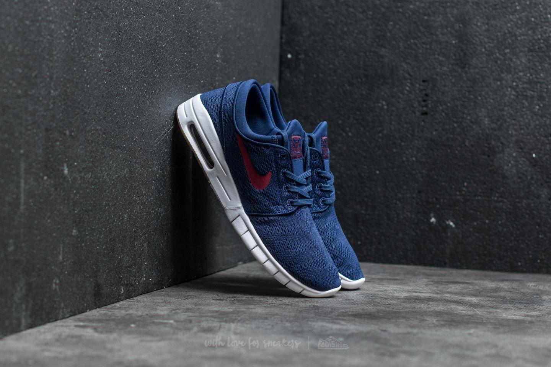 d1bff5e177c Nike Stefan Janoski Max Binary Blue  Team Red