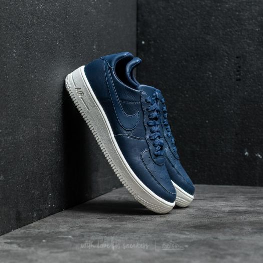Nike Air Force 1 Ultraforce Leather Midnight Navy Midnight Navy | Footshop