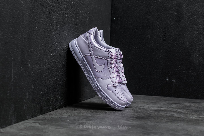 Nike Dunk Low SE (GS) Violet Mist  Violet Mist-White  b8b875ced
