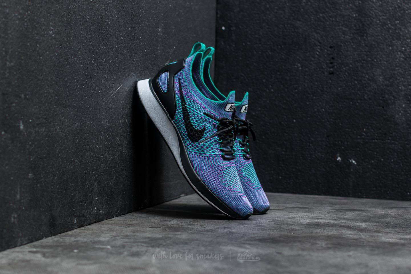 00173649b29e Nike W Air Zoom Mariah FK Racer Premium Clear Jade  Black-Vivid Purple
