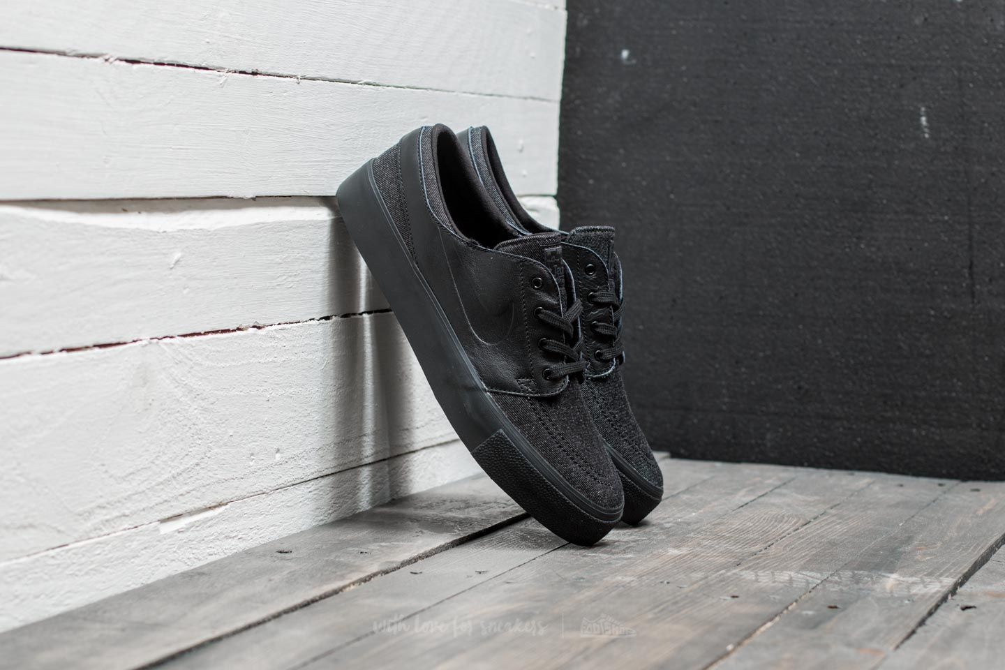 buy popular 00e98 31bf0 Nike Zoom Stefan Janoski Elite HT. Black  Black-Anthracite-Sail