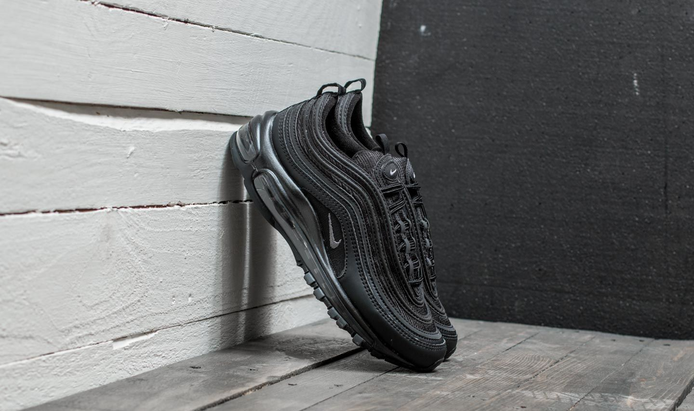 Nike Air Max 97 Wmns Black/ Black-Dark Grey EUR 36