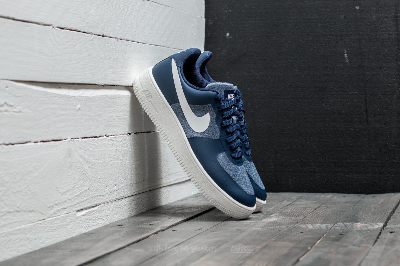Nike Air Force 1 Ultraforce Premium Midnight Navy Midnight Navy | Footshop