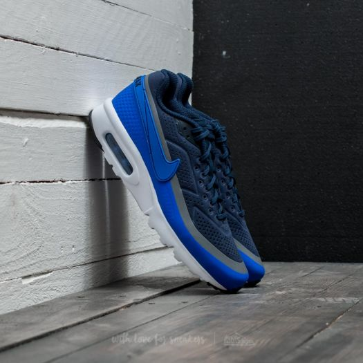 Nike Air Max BW Ultra Moire Midnight Navy Racer Blue | Footshop