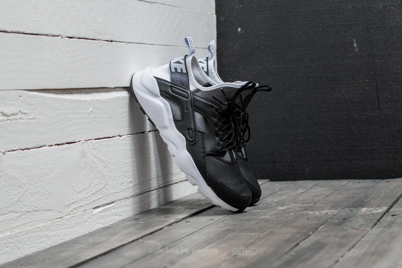 5bde4d9ab8 Nike Air Huarache Run Ultra SE Black/ Black-White | Footshop