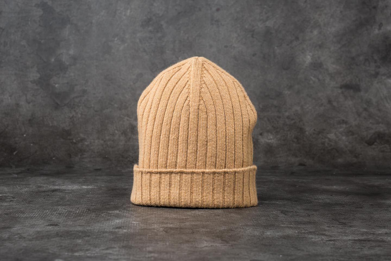 A.P.C. Bonnet Forest Hat Camel