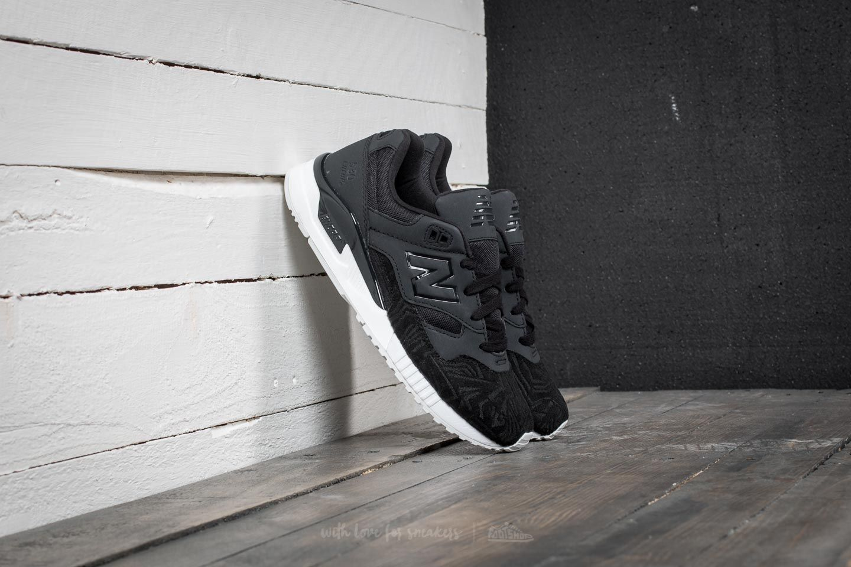 timeless design 6ea79 d907a New Balance 530 Black | Footshop