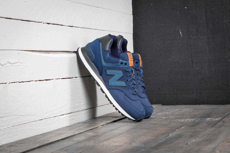 new balance bleu 574