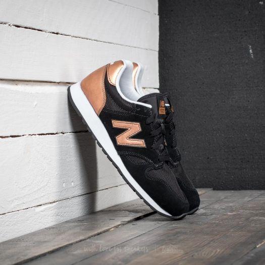 moins cher d5047 8d3da New Balance 520 Black/ Bronze | Footshop