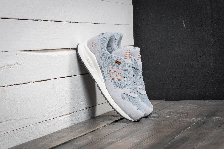 New Balance 530 Silver Grey Gold | Footshop