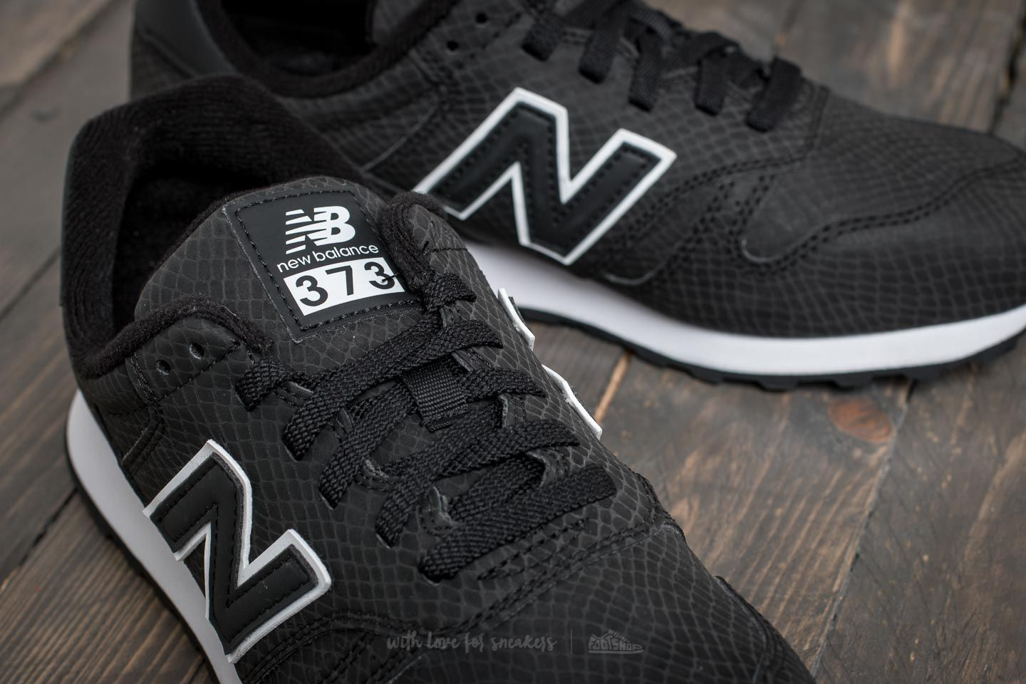 New Balance 373 Anthracite | Footshop