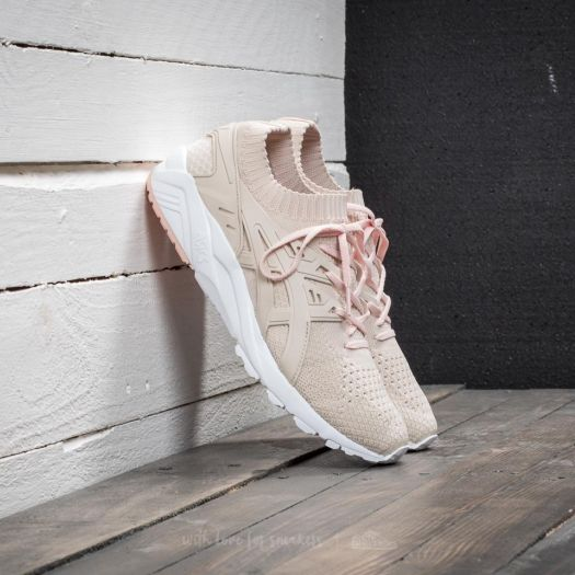 25a4f020f2a06 Asics Gel-Kayano Trainer Knit Birch/ Birch | Footshop