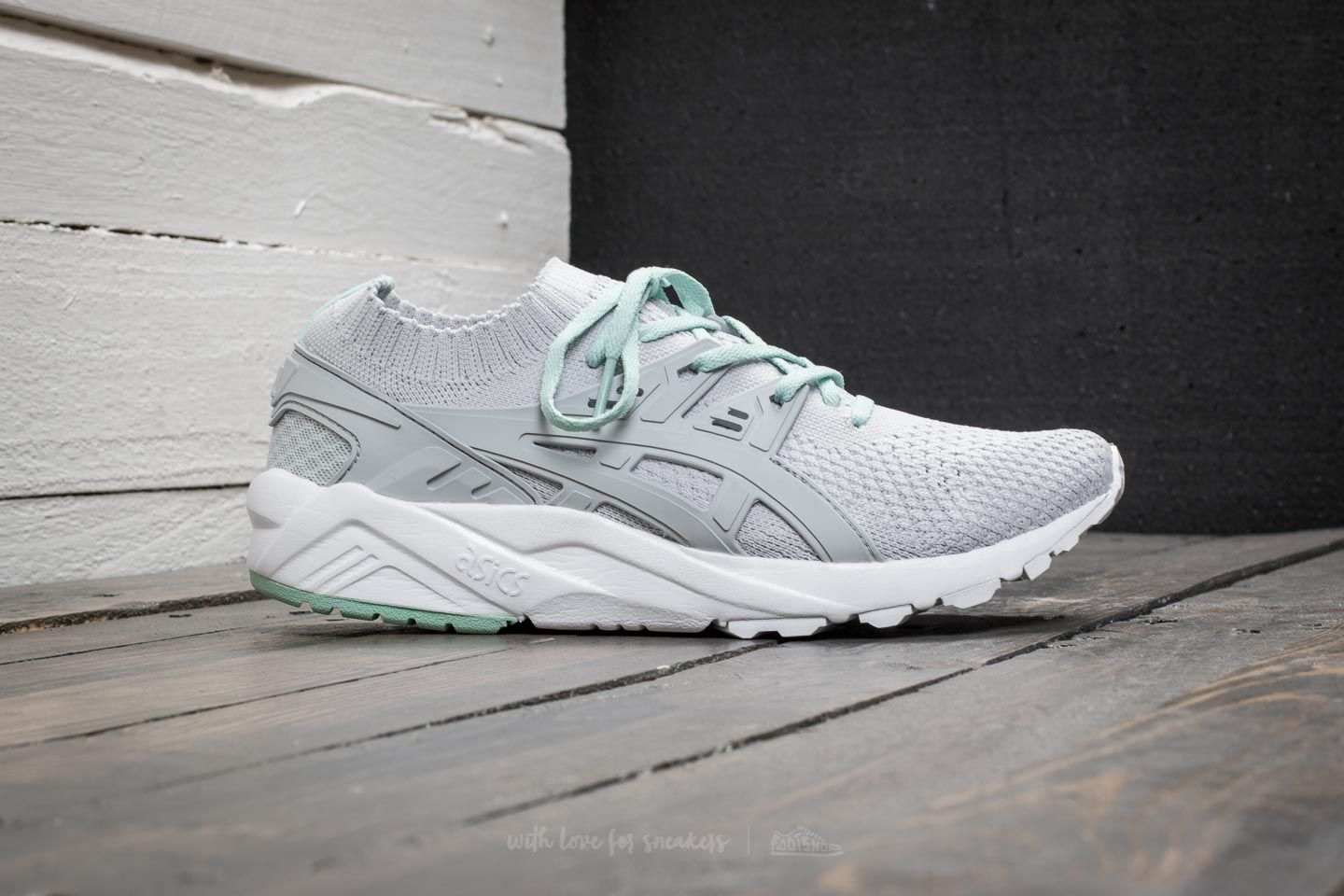 7f645e483b03 Asics Gel-Kayano Trainer Knit Gossamer Green  Gossamer Green at a great  price 73