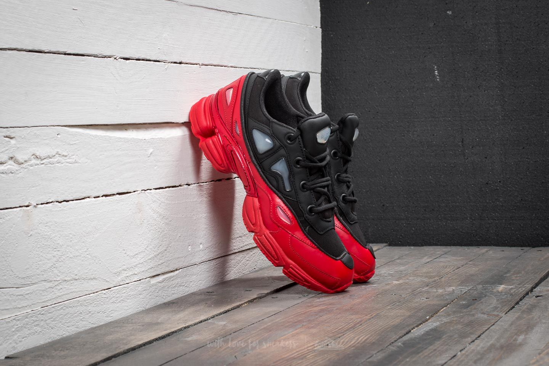 cff562dfda51 adidas x Raf Simons Ozweego III Core Black  Core Black  Scarlet ...