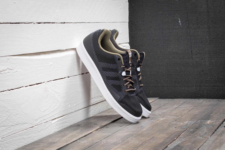 adidas Campus 80s Agravic Primeknit Nors Dark Grey/ Core Black/ Core Black