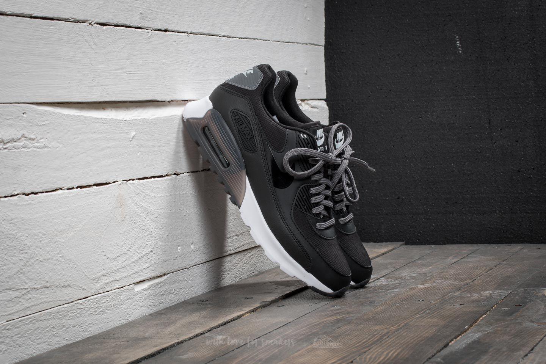 Nike W Air Max 90 Ultra Essential Black Black Dark Grey Pure Platinum | Footshop