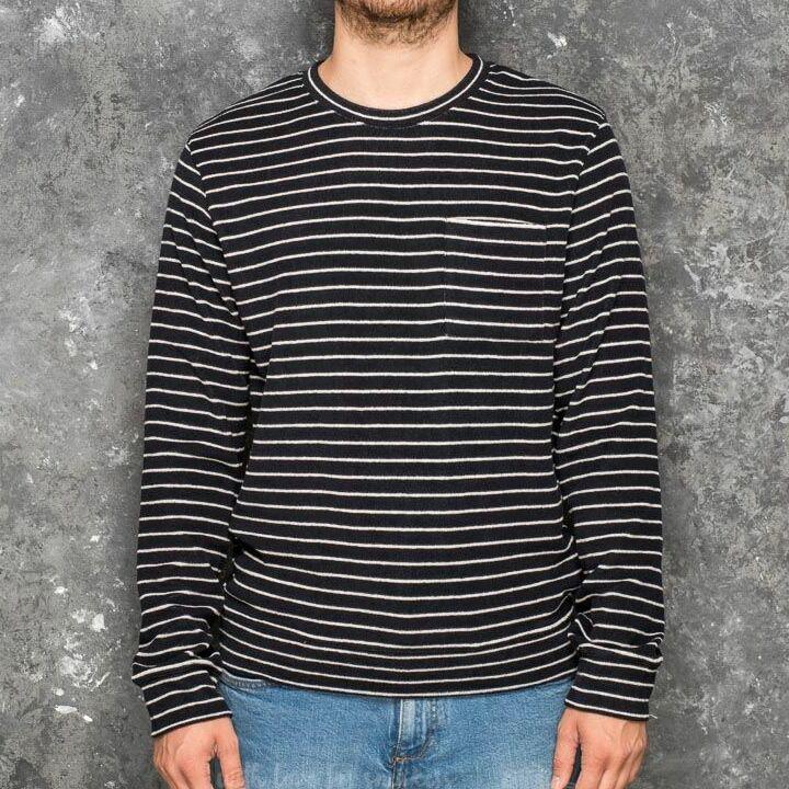 A.P.C. Yogi Sweatshirt Dark Navy, Blue