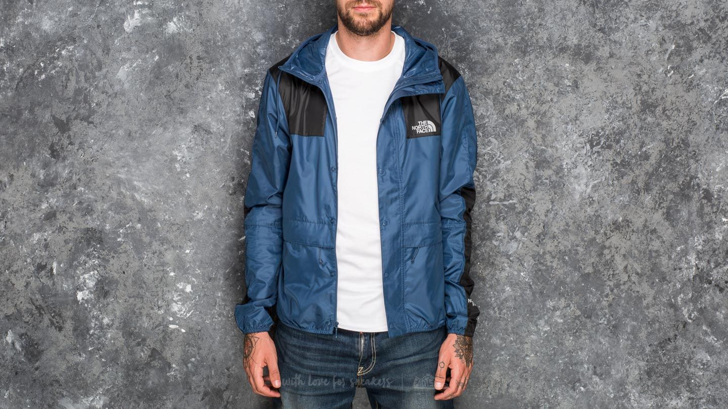 c45b726aed The North Face 1985 Mountain Jacket Shady Blue