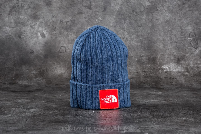 33be37310 The North Face Classic Cuffed Beanie Shady Blue | Footshop