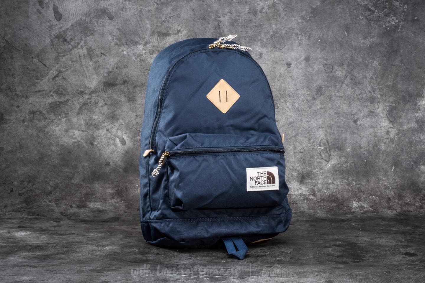 6db4a0f26 The North Face Berkeley Backpack Urban Navy   Footshop