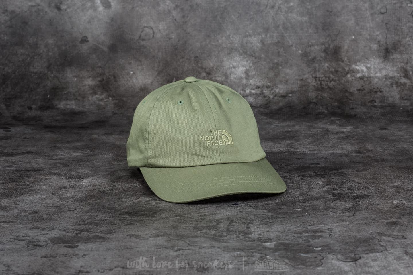 The North Face The Norm Hat Burnt Olive Green  306a4469847
