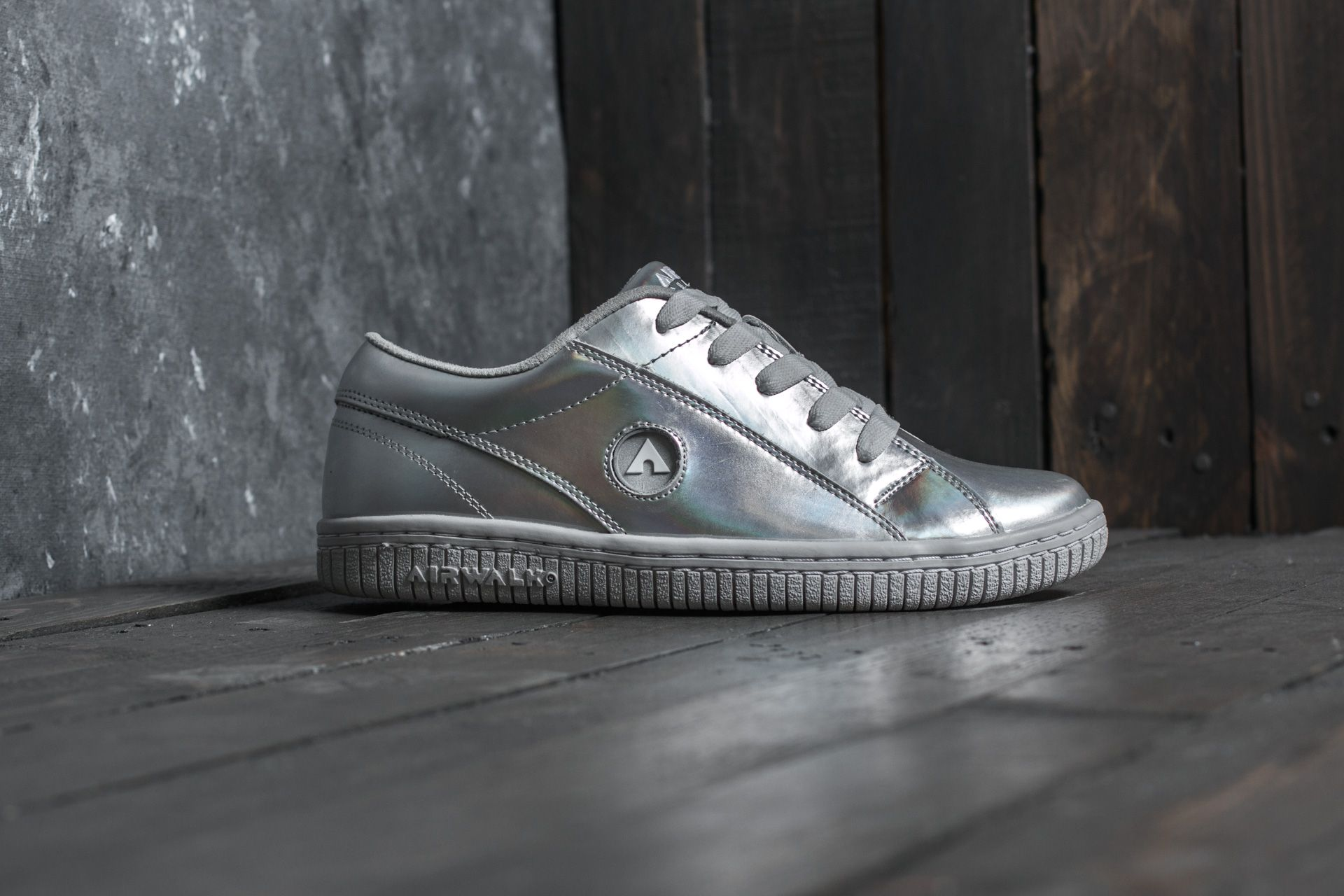 buy popular 805b6 84fc6 Airwalk The One Pearl Silver at a great price £32 buy at Footshop