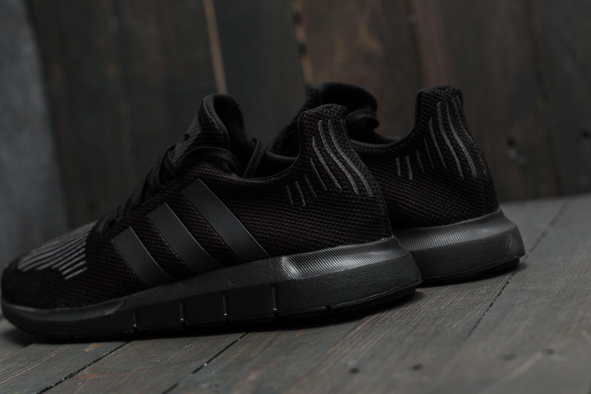 60fcb474dd adidas Swift Run Core Black/ Utility Black/ Core Black   Footshop