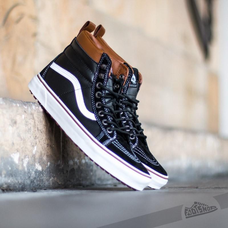 Men's shoes Vans Sk8-Hi MTE (MTE) Black
