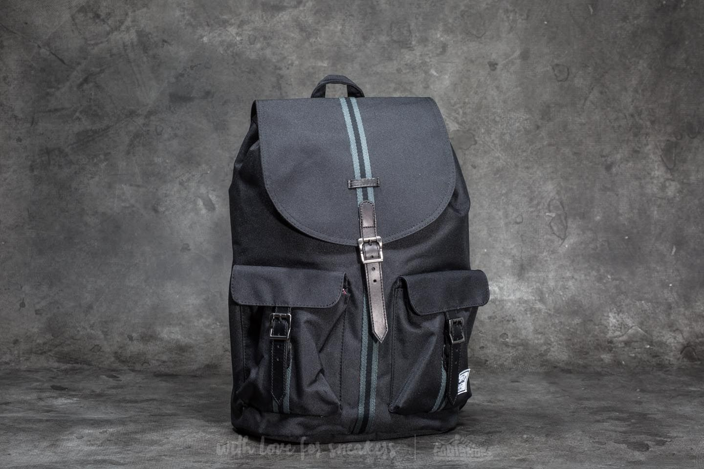 583d6c47770 Herschel Supply Co. Dawson Backpack Black  Dark Shadow