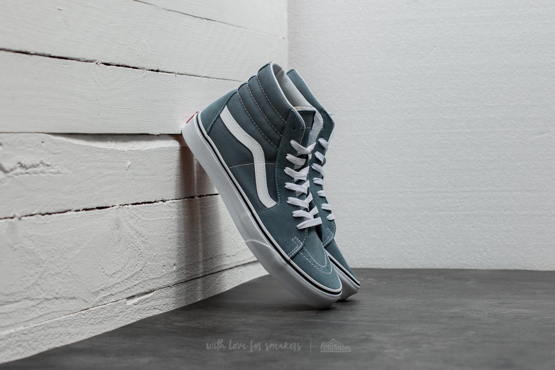 Vans Sk8-Hi Goblin Blue  True White  874b34cc9