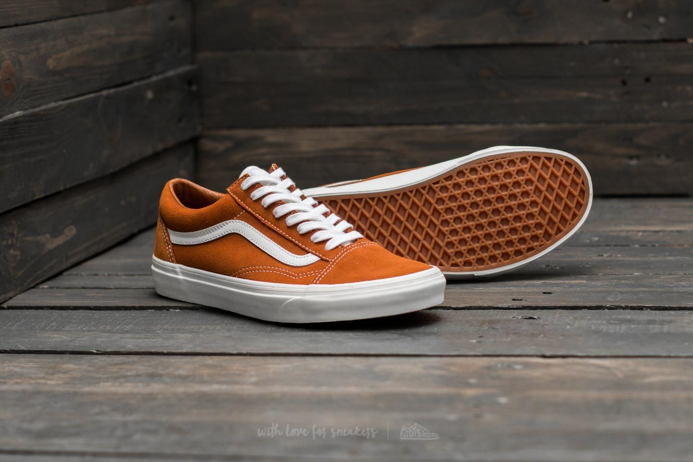 Vans Old Skool (Retro Sport) Glazed Ginger   Footshop