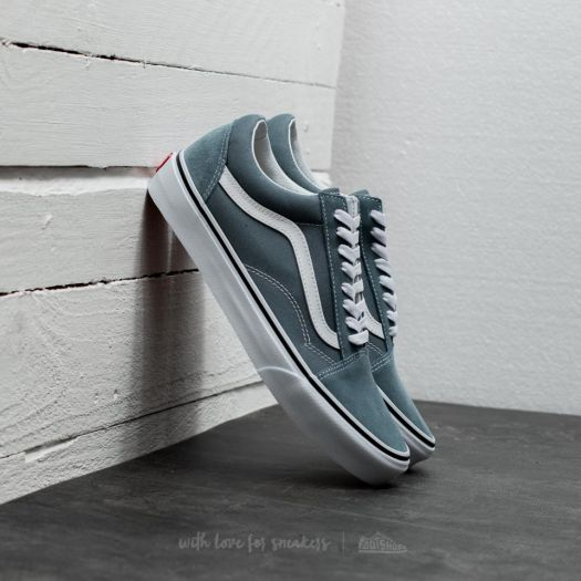 Vans Old Skool Goblin Blue True White | Footshop