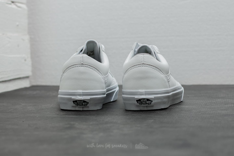 Vans Old Skool (Classic Tumble) True White za skvělou cenu 1 890 Kč koupíte 3d18d2eb64